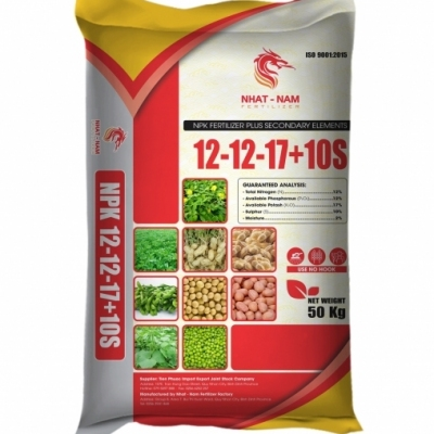 12-12-17+10S (Specialized For Bean Plants)