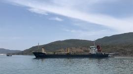 TÀU MV SUNRISE 69 VẬN CHUYỂN HƠN 6.500 TẤN SA NHẬT BẢN TP+ (CAPRO GRADE) CẬP CẢNG QUY NHƠN NGÀY 02/09/2020