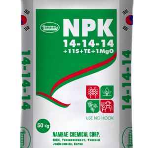 NPK 14-14-14+11S+TE+1Mgo